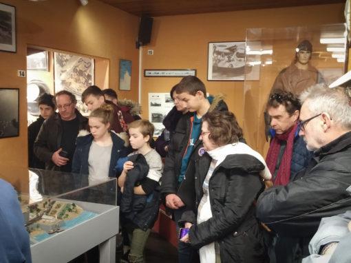 Visite musée Hydravion – 25 Juin