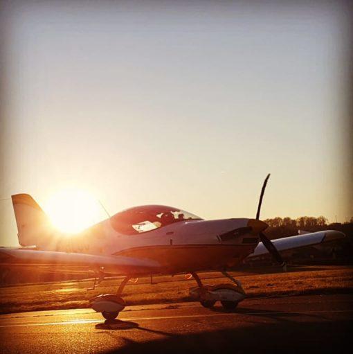 Vol de découverte Avion